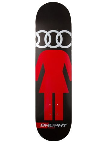 "Girl Brophy Carnut 8.0"" Skateboard Deck"