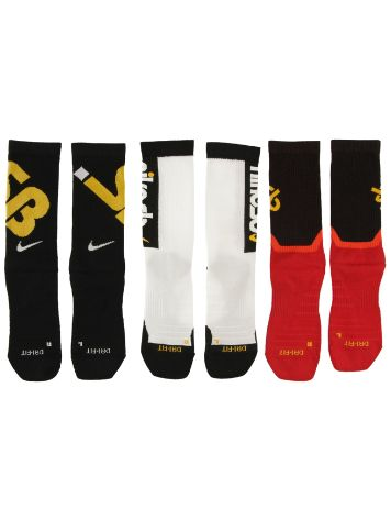 Nike Everyday Max Lightweight 3Pk Calcetines