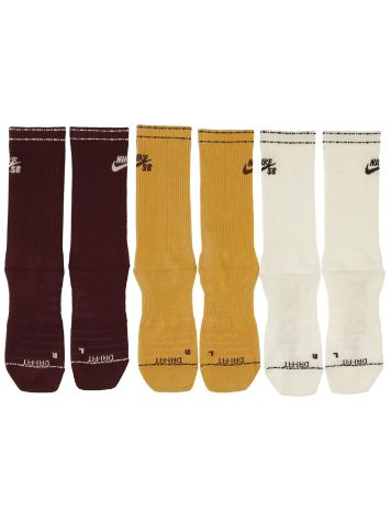 Nike Everyday Max Lightweight 3Pk Chaussettes