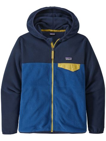 Patagonia Micro D Snap-T Fleece Jacket