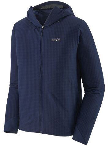 Patagonia R1 Techface Hooded Fleecejacke