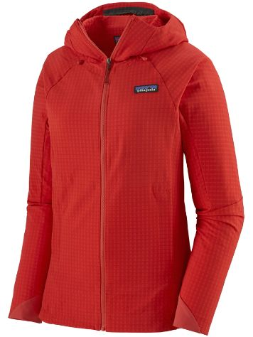 Patagonia R1 Techface Hooded Fleece Jacket