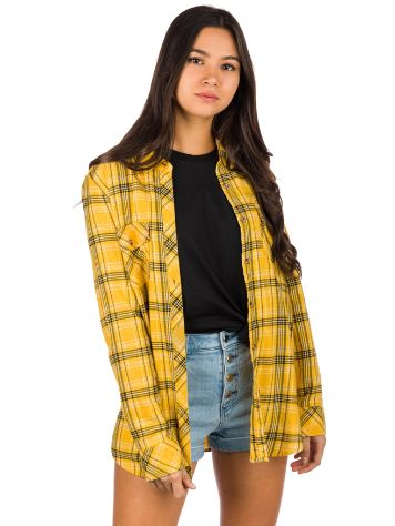 Volcom Getting Rad Plaid Chemise LS