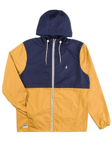 Volcom Howard Hooded Coupe-Vent