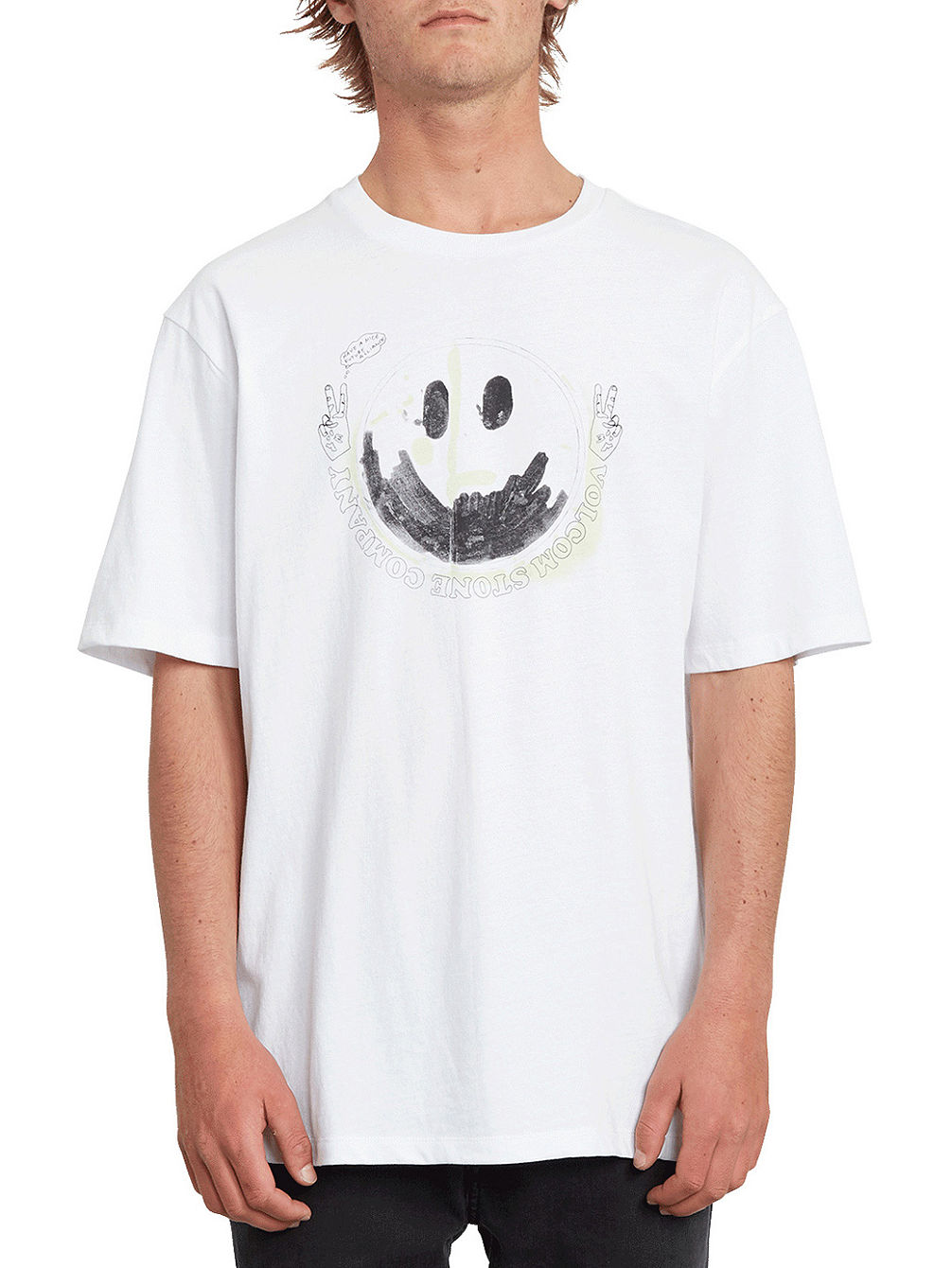 Fake Smile Bxy T-Shirt
