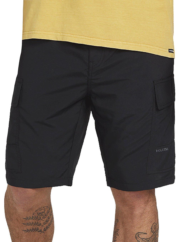 Volcom Draft Cargo Shorts black