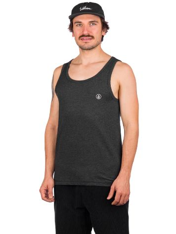 Volcom Circle Blanks Heather Tank Top