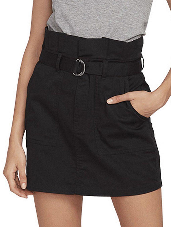 Volcom Frochickie Skirt black