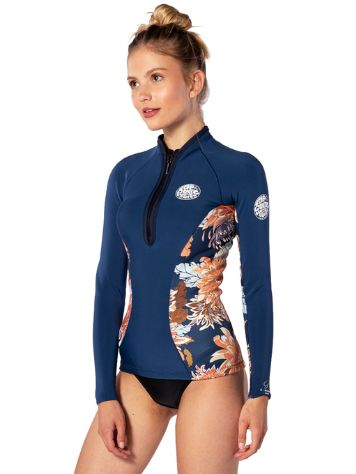 Rip Curl G Bomb Front Zip Sub Longsleeve Lycra