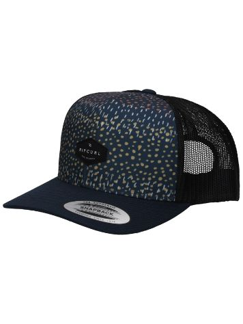 Rip Curl Squad Trucker Keps