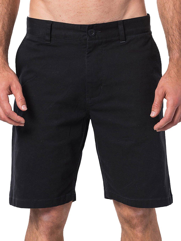 Rip Curl Travellers Walk Shorts black