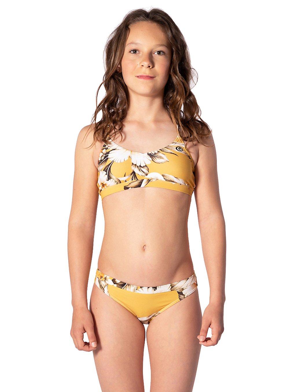 Rip Curl Island Time Euni Bikini mustard