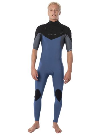 Rip Curl Dawn Patrol Perf 2/2 Chest Zip GB Wetsuit
