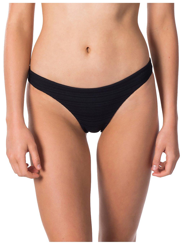 Rip Curl Premium Surf Good Bikini Bottom black