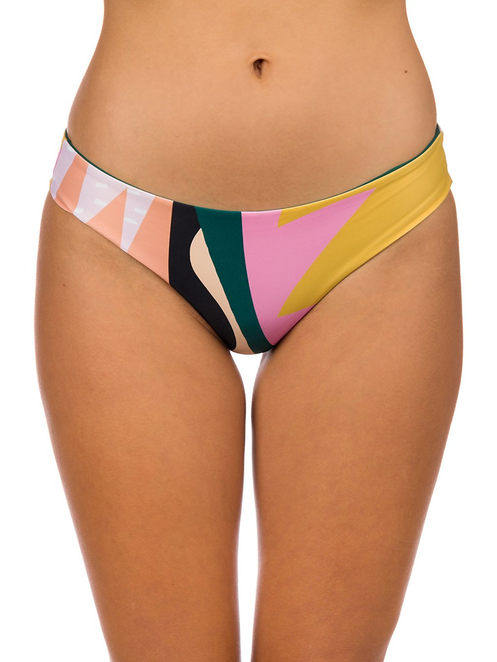 Rip Curl Into The Abyss Good Hip Bikini Bottom multico