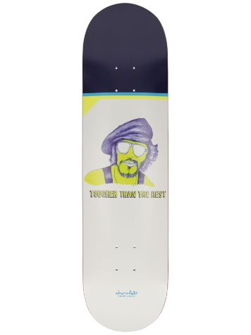 "Chocolate Truth Seeker Alvarez 8.0"" Skateboard Deck"
