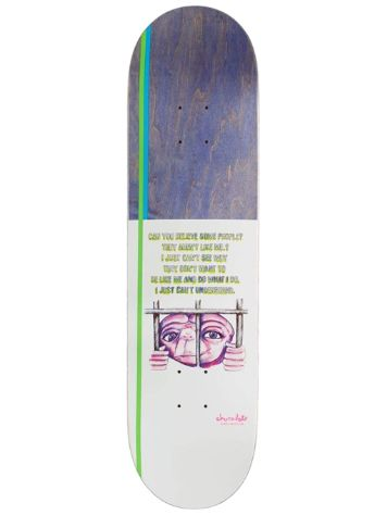 "Chocolate Truth Seeker anderson 8.125"" Skateboard Deck"