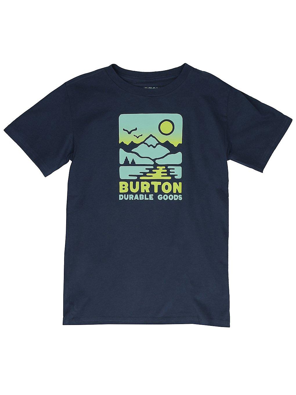 Burton Traildaze T-Shirt dress blue