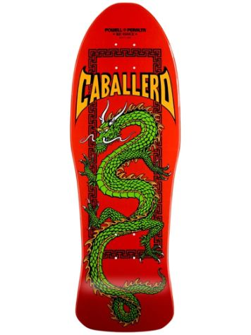 "Powell Peralta Caballero Chinese Dragon 10.0"" Deck"