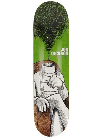 "Deathwish Jon Dickson Headless Smoker 8.0"" Deck"