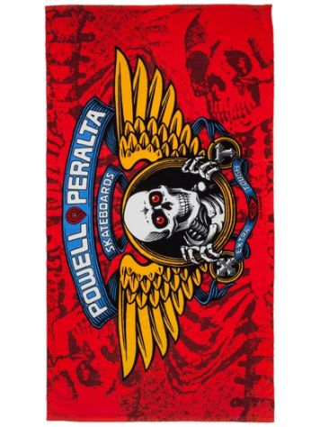Powell Peralta Winged Ripper Towel Scarf