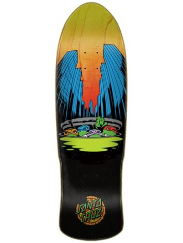 "Santa Cruz TMNT Ninja Turtles Preissue 9.4"" Deck"