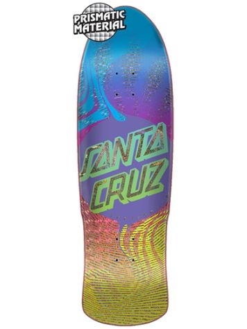 "Santa Cruz Vertigo Flow Dot Preissue 9.4"" Deck"