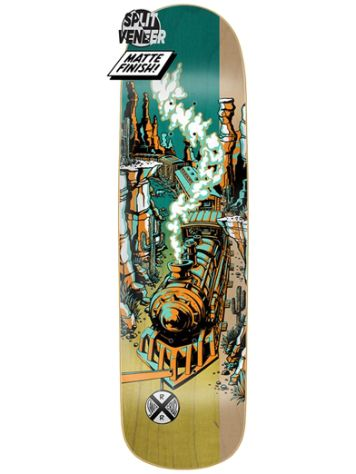 "Santa Cruz Winkowski Train 9.0"" Skateboard Deck"