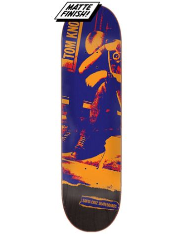 "Santa Cruz Knox Punk SU19 8.25"" Skateboard Deck"