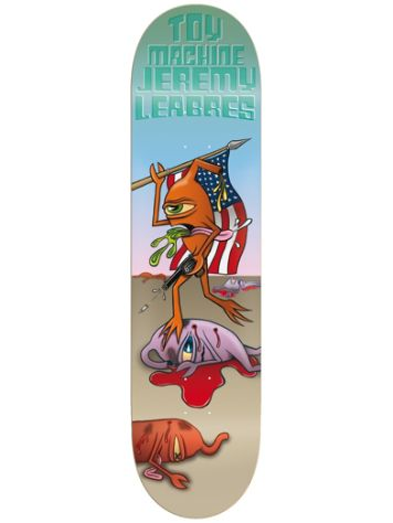 "Toy Machine Leabres American Shooter 8.25"" Deck"