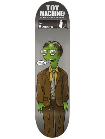 "Toy Machine Romero Dwight 8.38"" Skateboard Deck"