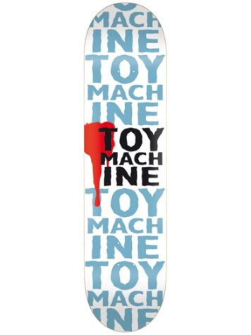 "Toy Machine New Blood 7.625"" Skateboard Deck"