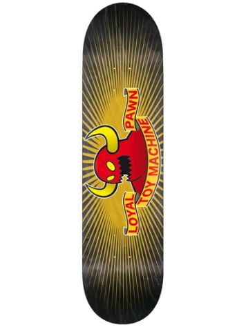 "Toy Machine Loyal Monster 8.25"" Skateboard Deck"