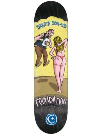 "Foundation Student Series 8.25"" Skateboard Deck"