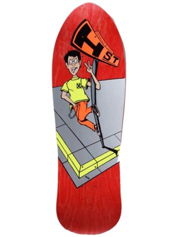 "H-Street Orig Mini Graphic Hell Concave 9.5"" Deck"