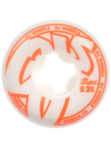 OJ Wheels From Concentrate Hardlne 101a 52mm Wheels