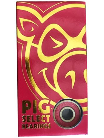 Pig Wheels Select Bearings