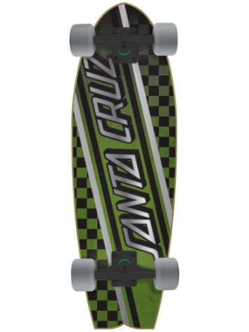 "Santa Cruz Check Strip 8.8"" Complete"