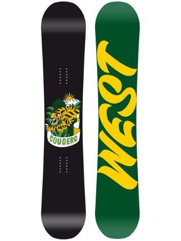 West Snowboards Signature Fred 153 2020