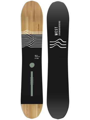 West Snowboards Cpt Achab 158 2020