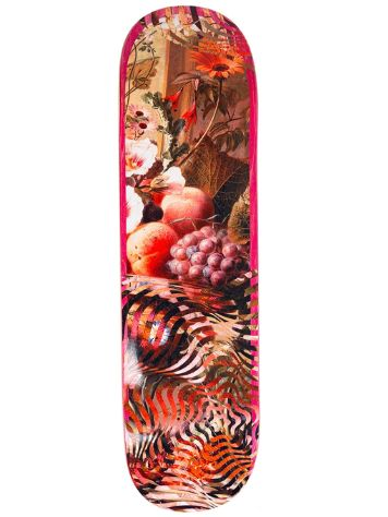 "Real Op Art Brocket 8.5"" Skateboard Deck"