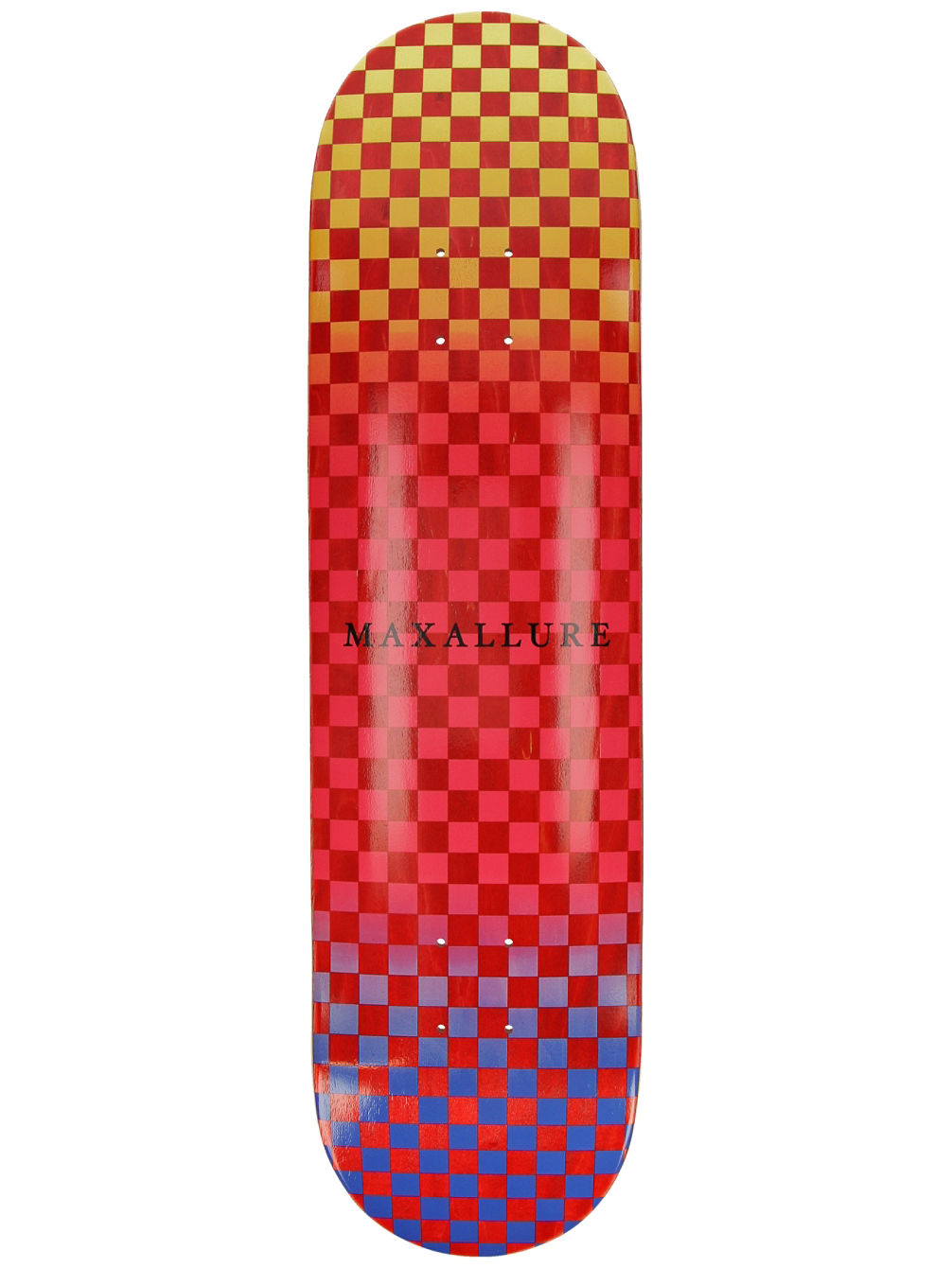 "Lets Go 8"" Skateboard Deck"