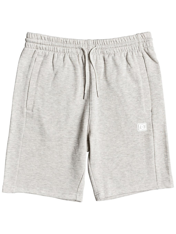 DC Rebel Sl Shorts light grey heather