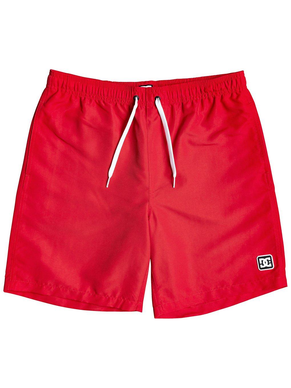 DC Nahmas Day 18 Shorts racing red