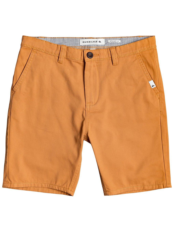 Quiksilver Everyday Chino Light Shorts apricot buff