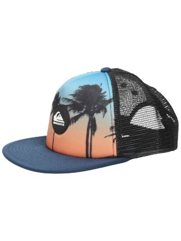 Quiksilver Psychic Patterns Cap