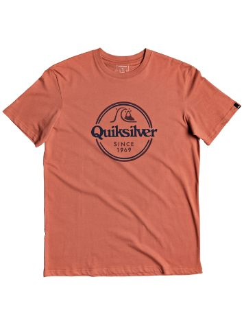 Quiksilver Words Remain Tricko