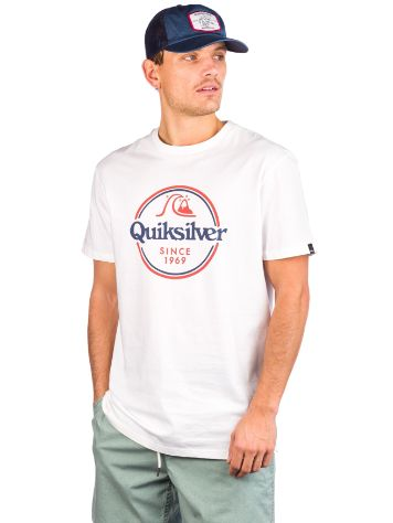 Quiksilver Words Remain T-Shirt