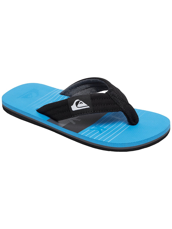 quiksilver molokai layback sandals blue