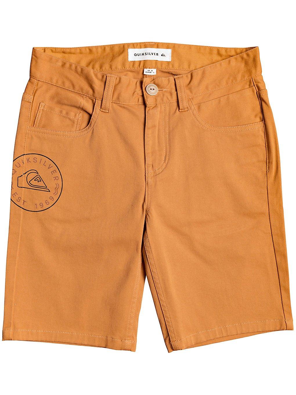 Quiksilver Pebbly Blu Shorts apricot buff